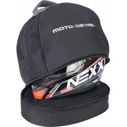 Pokrowiec sztywny  na kask motocyklowy MOTO-DETAIL