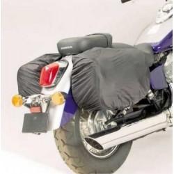 Pokrowce motocyklowe na torby boczne
