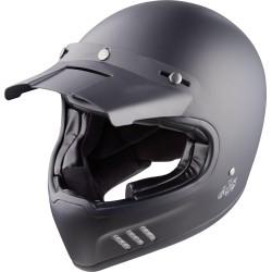 Kask motocyklowy AJS VINTAGE II RETRO OFFROAD