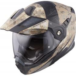 Kask motocyklowy szczękowy enduro Scorpion ADX-1