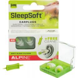 Wkładki do uszu ALPINE SLEEPSOFT