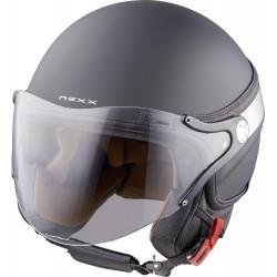 Kask motocyklowy otwarty Nexx SX.60 Ice 2
