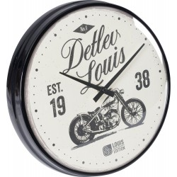 Zegar ścienny LOUIS 80 EDITION dla motocyklisty