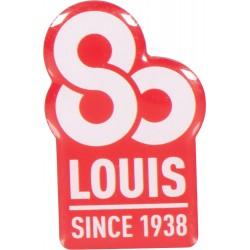 Emblemat LOUIS 80 32x20mm