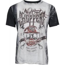 West Coast Choppers ironworks Koszulka