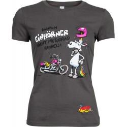 Koszulka damska MOTOmania Einhorn