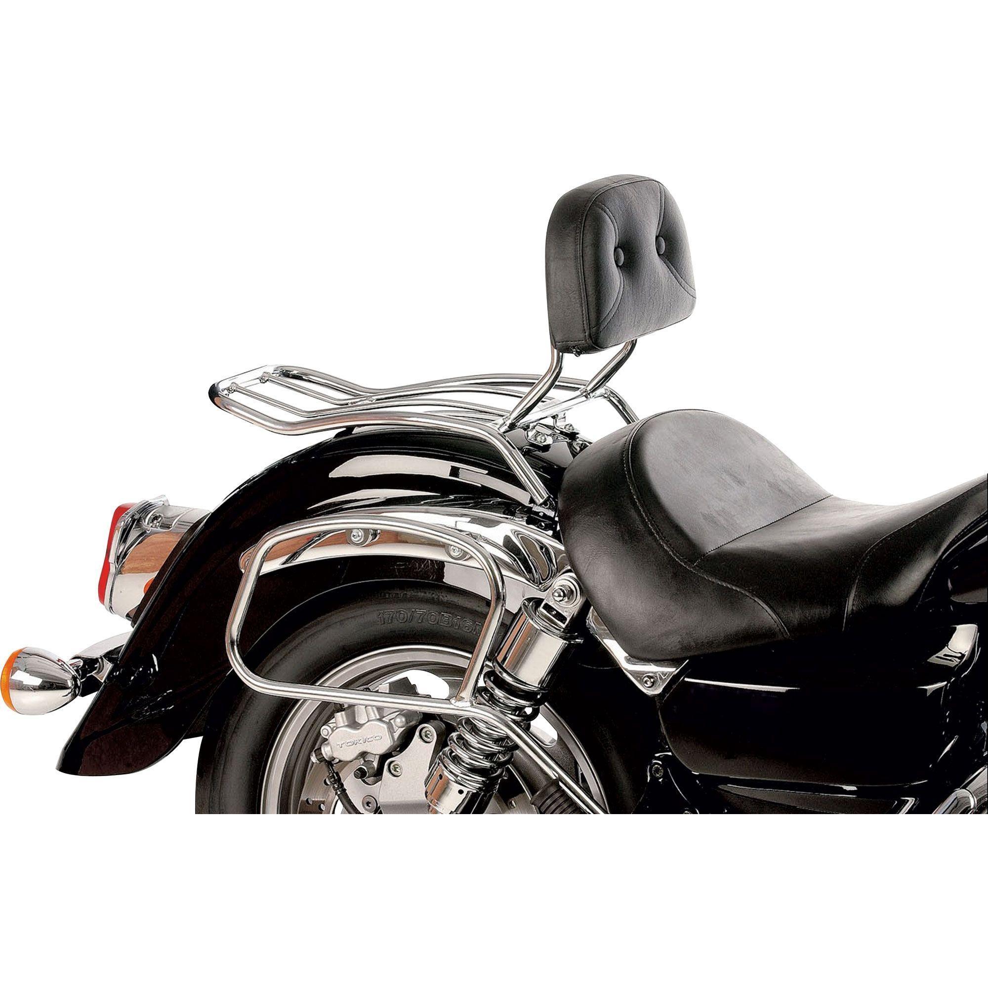 Stelaż na sakwy HEPCO & BECKER do motocykla YAMAHA XVS 1100 DRAG STAR