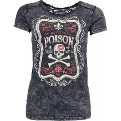 """Lethal Angel """"Poison"""" Koszulka dla motocyklistki"""