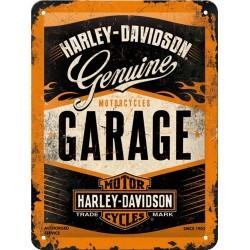 Szyld HARLEY DAVIDSON ''GARAGE''