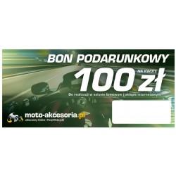 BON Podarunkowy dla Motocyklisty  Bony