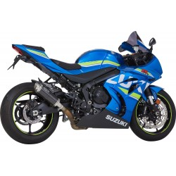 Tłumik Factory-style SHARK GSX-R 1000 2017-, E-MARK