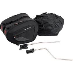 Zestaw toreb bocznych do Suzuki GSX-R600 08-/750 05-07  QUICK-LOCK SPORT SW MOTECH