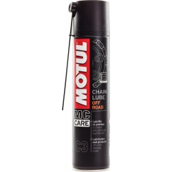 Smar MOTUL C3 Off Plus do motocykli offroad 400ml