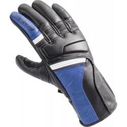 Rękawice motocyklowe PROBIKER TRAVELER LSE 80 czarno-niebiesko-białe