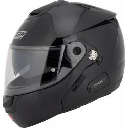 Kask motocyklowy szczękowy NOLAN N90.2 czarny połysk