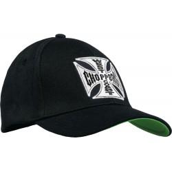 WCC Cross czapka z daszkiem dla motocyklisty