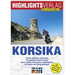 Travel Guide Corsica - przewodnik po Korsyce