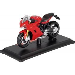 Model motocykla DUCATI SUPERSPORT S skala 1:18