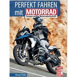 Książka Perfekt fahren mit motorrad