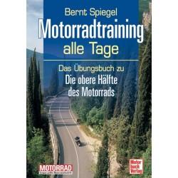Książka Motorradtraining alle Tage