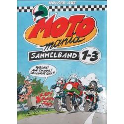 Komiks MOTOMANIA Band 1-12  Język niemiecki