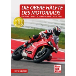 "Książka ""Die obere Hälfte des Motorrads"", język niemiecki"