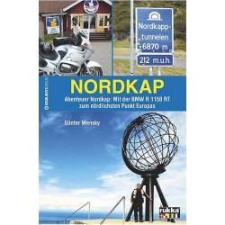 Książka NorthCape TravelBook, język niemiecki