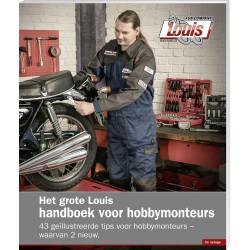 Książka Louis Mechanic Manual, wersja holenderska