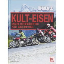 Książka DMAX Kult-Eisen, język niemiecki