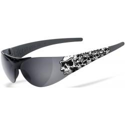 HELLY MOAB 4 Skulls okulary motocyklowe