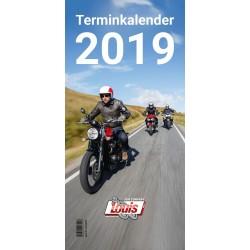 Kalendarz LOUIS 2019