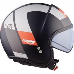 Nolan N21  Spheroid Kask motocyklowy otwarty