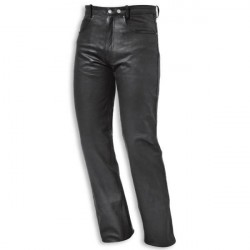 HELD COOPER Spodnie skórzane damskie
