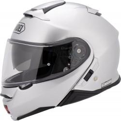 Kask motocyklowy szczękowy SHOEI NEOTEC II Srebrny