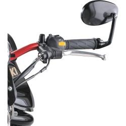 Owalne lusterko do kierownicy LOUIS prawe lub lewe