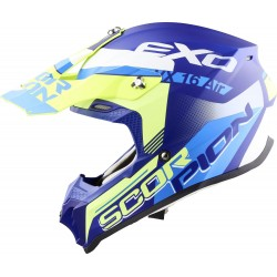 Scorpion VX-16 Air Albion kask crossowy