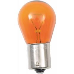 Żarówka pomarańczowa LARGE GLOBE AMBER  12V/21W  PY21W