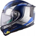 X-lite X-803 Ultra Carbon kask integralny niebieski