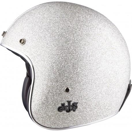 AJS Vintage Jet Helmet