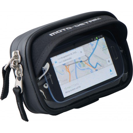 Etui ochronne MOTO-DETAIL do nawigacji lub smartfonów rozmiar S