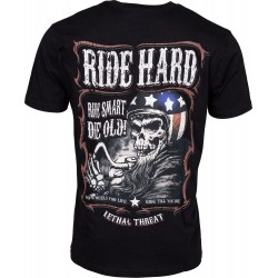 Lethal Threat Ride Hard Koszulka