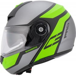 Schuberth C3 Pro Echo Green