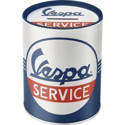 """Vespa Skarbonka """"Service"""""""