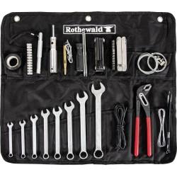 Rothewald Zestaw narzędzi, 52-elementy