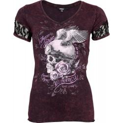 Lethal Angel Ride damska koszulka