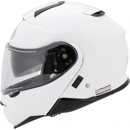 Kask szczękowy SHOEI Neotec II White akcesoria motocyklowe