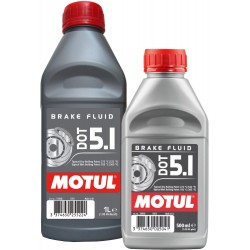 Płyn hamulcowy MOTUL DOT 5.1 500 ml do motocykla