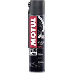 Motul C2+ Chain Road Plus Biały Smar  do motocykla 400ml
