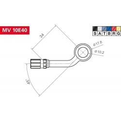 TRW Vario Połączenie śrubowe MV10E40