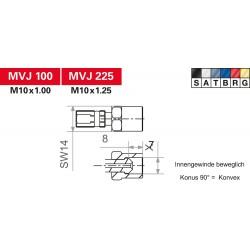 TRW Vario Połączenie śrubowe  MVJ 100 lub 225